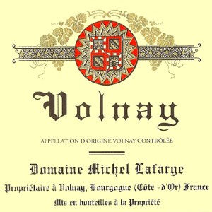 Domaine Michel Lafarge Volnay Burgundy France, 2017, 750