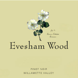 Evesham Wood Pinot Noir Willamette Valley Oregon, 2014, 750