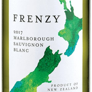 Frenzy Sauvignon Blanc Marlborough New Zealand, 2018, 750