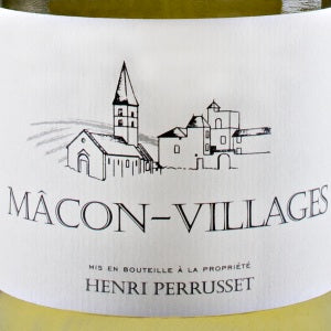 Henri Perrusset Macon Villages France, 2017, 750