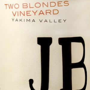 JB Neufeld Cabernet Sauvignon Two Blonds Vineyard Yakima Valley Washington, 2014, 750