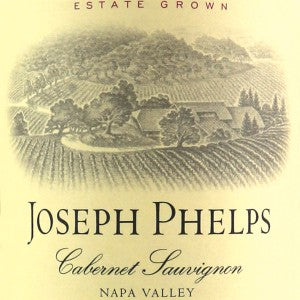 Joseph Phelps Cabernet Sauvignon Napa Valley California, 2014, 750