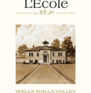 L'Ecole no. 41 Cabernet Sauvignon Walla Walla Washington, 2011, 750