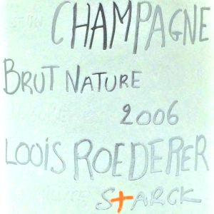 Louis Roederer Brut Nature Champagne France, 2006, 750