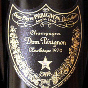 Moet & Chandon Dom Perignon Oenotheque Champagne France, 1970, 750