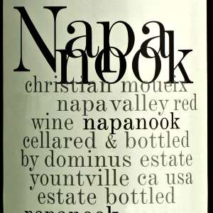 Napanook Napa Valley Red California, 2014, 750