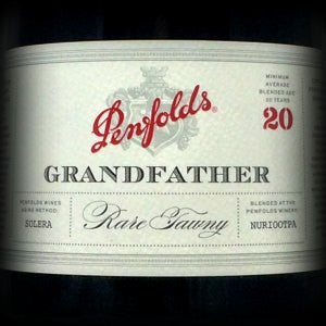 Penfolds Grandfather Fine Old Tawny Port, South Australia
