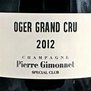 Pierre Gimonnet Special Club Oger Grand Cru Champagne, 2012, 750