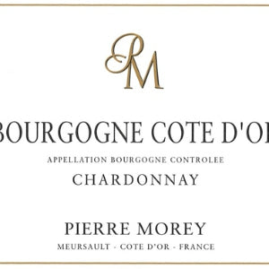 Pierre Morey Bourgogne Blanc Burgundy France, 2017, 750
