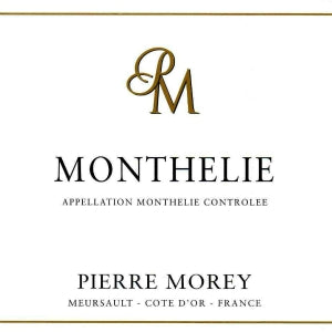 Pierre Morey Monthelie Burgundy France, 2017, 750