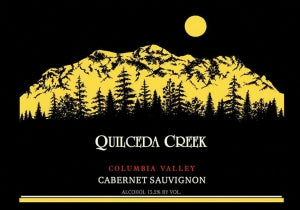 Quilceda Creek Cabernet Sauvignon Columbia Valley Washington, 2005, 750