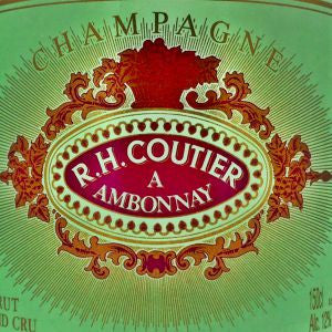R.H. Coutier Brut Champagne, NV, 750