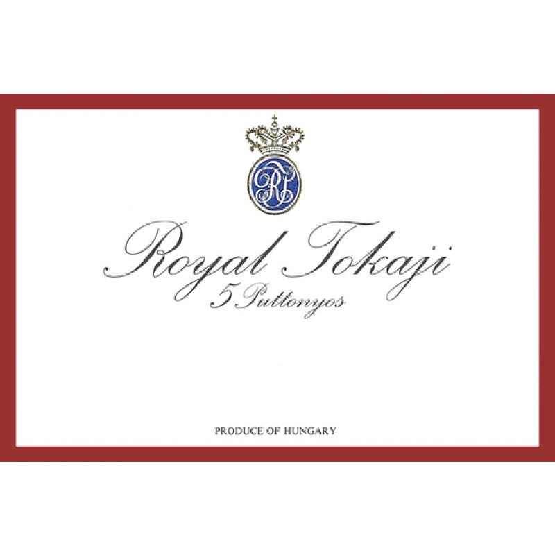 Royal Tokaji 5 Puttonyos Red Label, 2006, 500ml