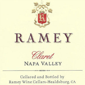 Ramey Claret Napa Valley, Californina, 750