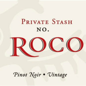 Roco Private Stash Pinot Noir Chehalem Mountain Dundee Hills, 2015, 750
