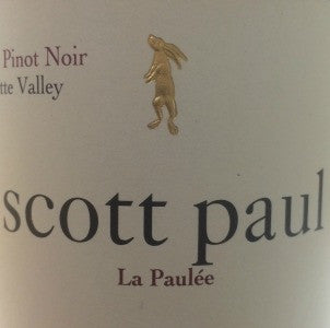 Scott Paul La Paulee Pinot Noir Willamette Valley, 2012, 750