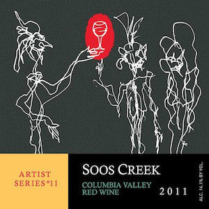 Soos Creek Artist Series #11