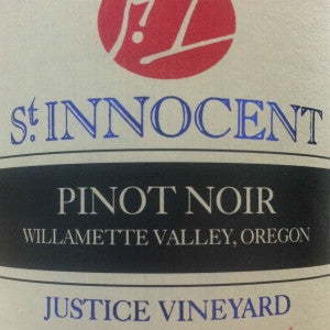 St.Innocent Justice Vineyard Willamette Valley Oregon, 2011, 750
