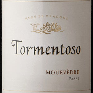 Tormentoso Mourvedre South Africa, 2013, 750