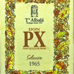 Toro-Albala Don Px Reserva Especial Sherry Spain, 1965, 750