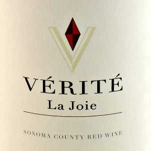 Verite La Joie Red Wine Sonoma County California, 2013, 750