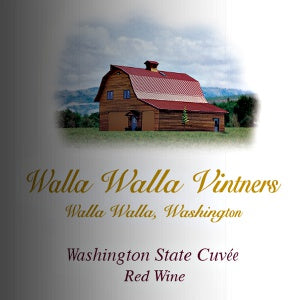 Walla Walla Vintners Washington State Cuvee Washington, 2015, 750