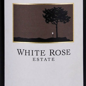 White Rose Estate Pinot Noir White Rose Vineyard Willamette Valley Oregon, 2015 750