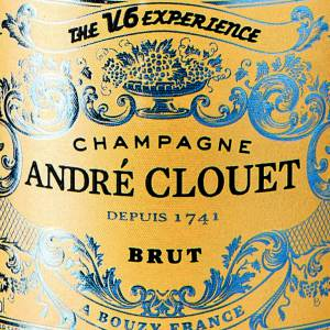 Andre Clouet V6 Experience Champagne France, NV, 750