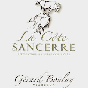 Gerard Boulay La Cote Sancerre France, 2016, 750