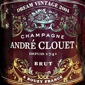 Andre Clouet Dream Vintage Champagne France, 2004, 750
