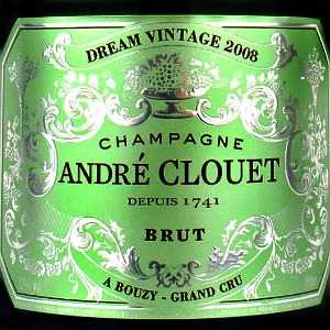 Andre Clouet Dream Vintage Champagne France, 2008, 750
