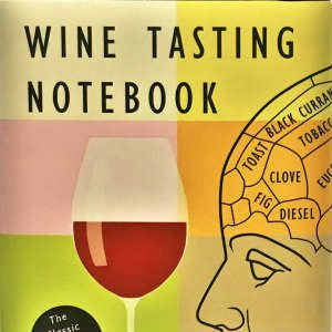 De Long Wine Tasting Notebook