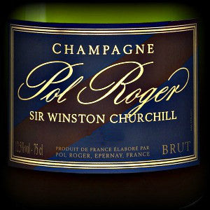 Pol Roger Sir Winston Churchill Champagne France, 2006, 750