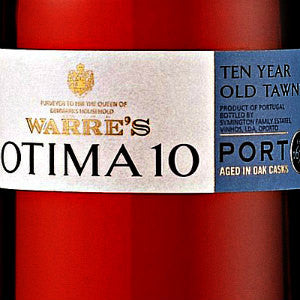 Warre's Otima 10 year Tawny Port Douro Portugal, NV, 750