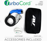 AeroVironment TurboCord Level 1 and 2 EV Charging Station