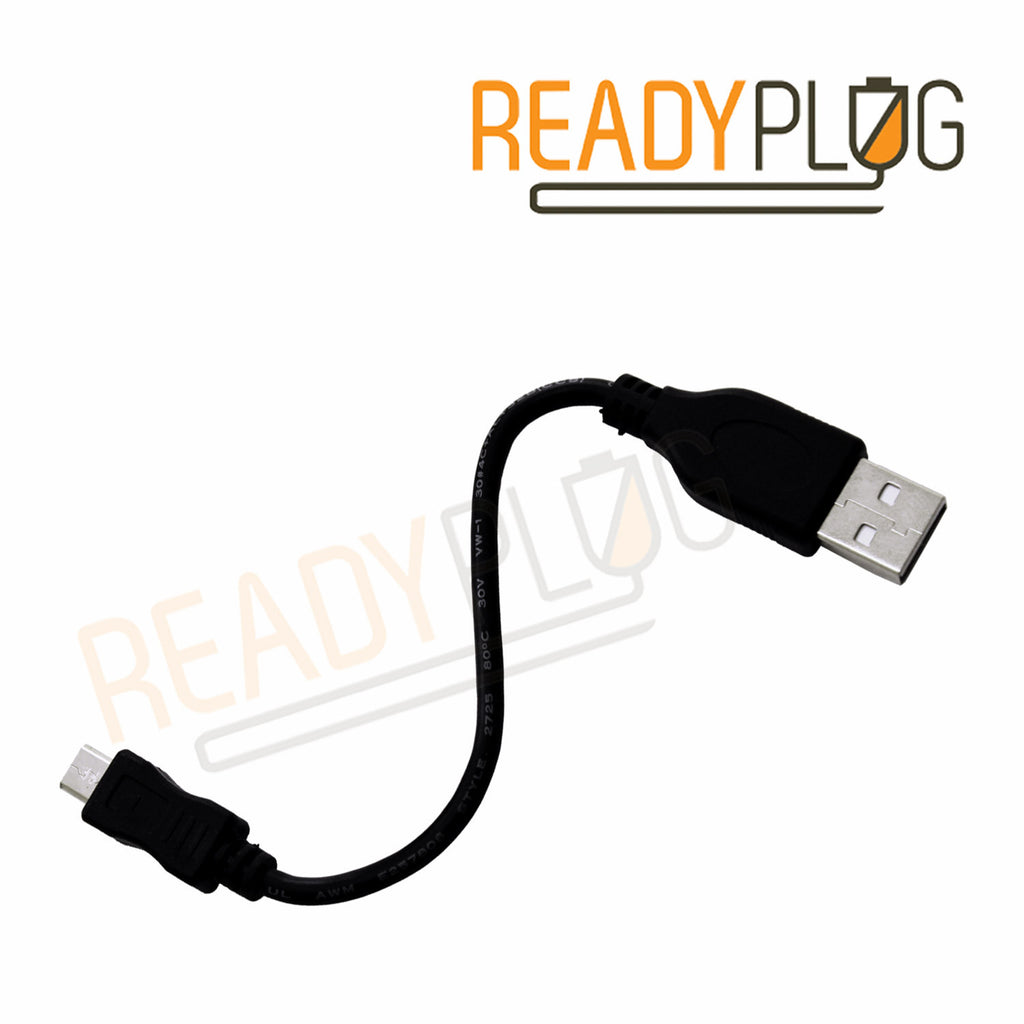 ReadyPlug® USB Cable for Motorola Moto G Charge, Sync, Data Transfer