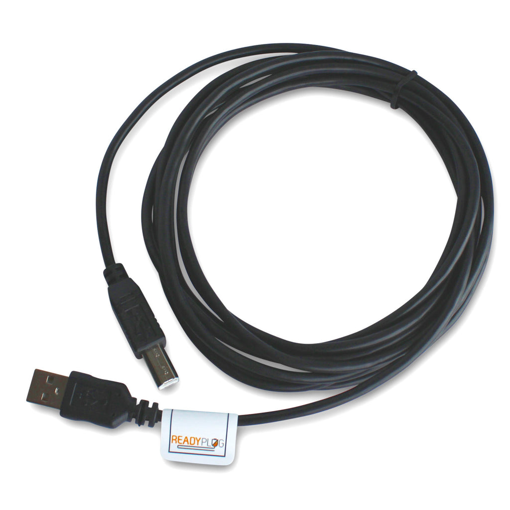 ReadyPlug® USB Cable for Dell E525W Color Wireless Printer