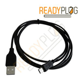 ReadyPlug® USB Cable for Samasung Galaxy S6 edge+ Cell Phone Charger/Data/Computer/Sync