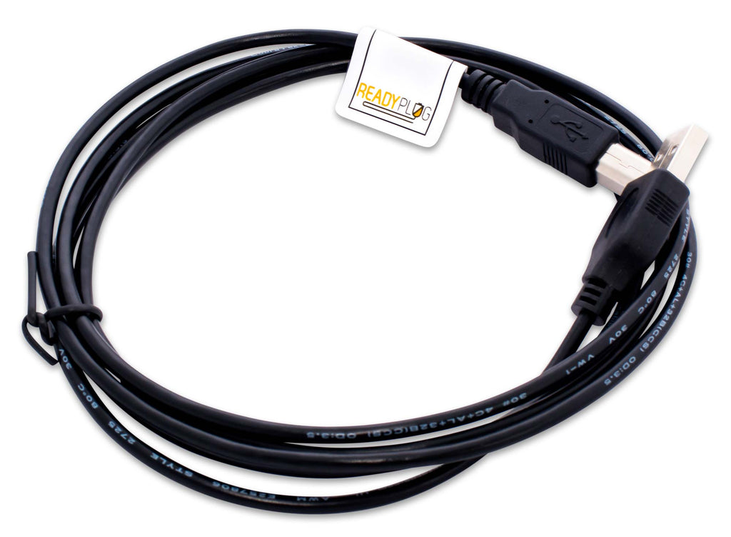 10ft ReadyPlug® USB Cable for: HP Laserjet Cp4025Dn Laser Printer CC490A#BGJ