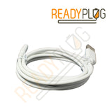 5ft ReadyPlug® 8 Pin USB Cable for iPad & iPod