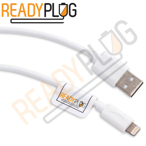 5ft ReadyPlug® 8 Pin USB Cable for iPhone
