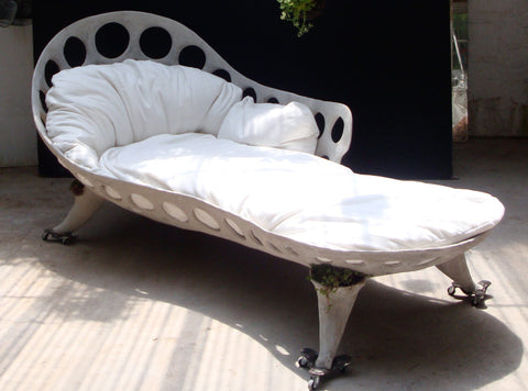 Opiary Drillium chaise at LQ SHOP