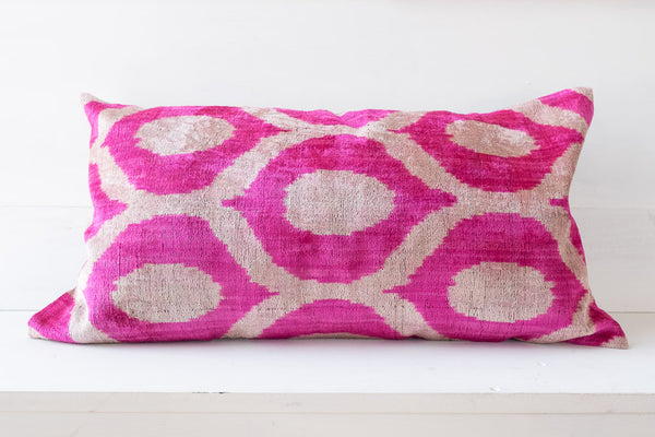 SILK VELVET PILLOW 18