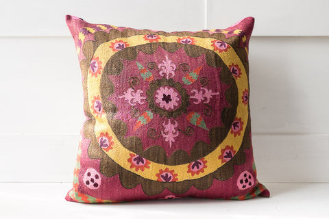 SUZANI PILLOW 29 - sold