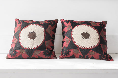 SUZANI PILLOW 30- PAIR
