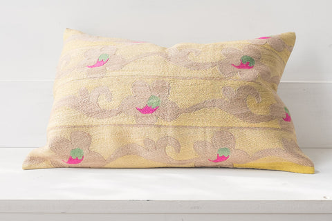 SUZANI PILLOW 39 - sold