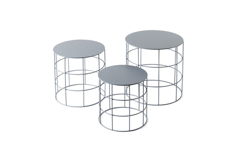 RETON SIDE TABLE - ROUND