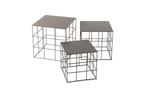 RETON SIDE TABLE - SQUARE