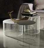 TAMBURO SIDE TABLE - SMALL