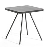 ATTOL SQUARE SIDE TABLE ANTHRACITE